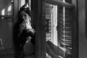Roberti Scichilone Progetto 2012 Araki Tribute Black White 4