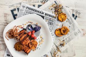Roberti Scichilone Progetto 2017 Fisherman Burger Social Campaign Commercial Food Still Life ADV Immagine1