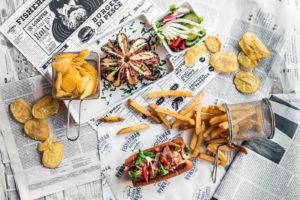 Roberti Scichilone Progetto 2017 Fisherman Burger Social Campaign Commercial Food Still Life ADV Immagine4