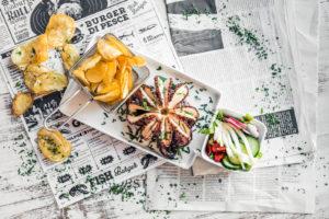 Roberti Scichilone Progetto 2017 Fisherman Burger Social Campaign Commercial Food Still Life ADV Immagine6