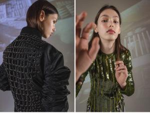 Roberti Scichilone Progetto 2019 DES_PHEMMES Lookbook Commercial Mia Brammer Anna Elizabeth Villemoes Fashion Immagine 4