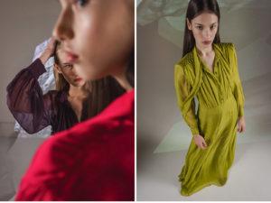 Roberti Scichilone Progetto 2019 DES_PHEMMES Lookbook Commercial Mia Brammer Anna Elizabeth Villemoes Fashion Immagine 6