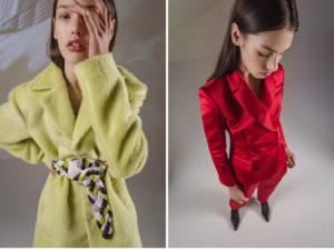 Roberti Scichilone Progetto 2019 DES_PHEMMES Lookbook Commercial Mia Brammer Anna Elizabeth Villemoes Fashion Immagine 7