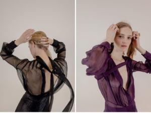Roberti Scichilone Progetto 2019 DES_PHEMMES Lookbook Commercial Mia Brammer Fashion Immagine 1