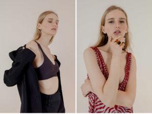 Roberti Scichilone Progetto 2019 DES_PHEMMES Lookbook Commercial Mia Brammer Fashion Immagine 3